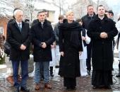 PREDSJEDNICA REPUBLIKE HRVATSKE KOLINDA GRABAR-KITAROVIĆ POSJETILA OPĆINU KRAŠIĆ