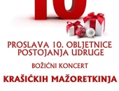 10. OBLJETNICA POSTOJANJA KRAŠIĆKIH MAŽORETKINJA